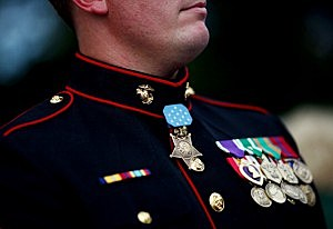 'real' medal of honor recipient
