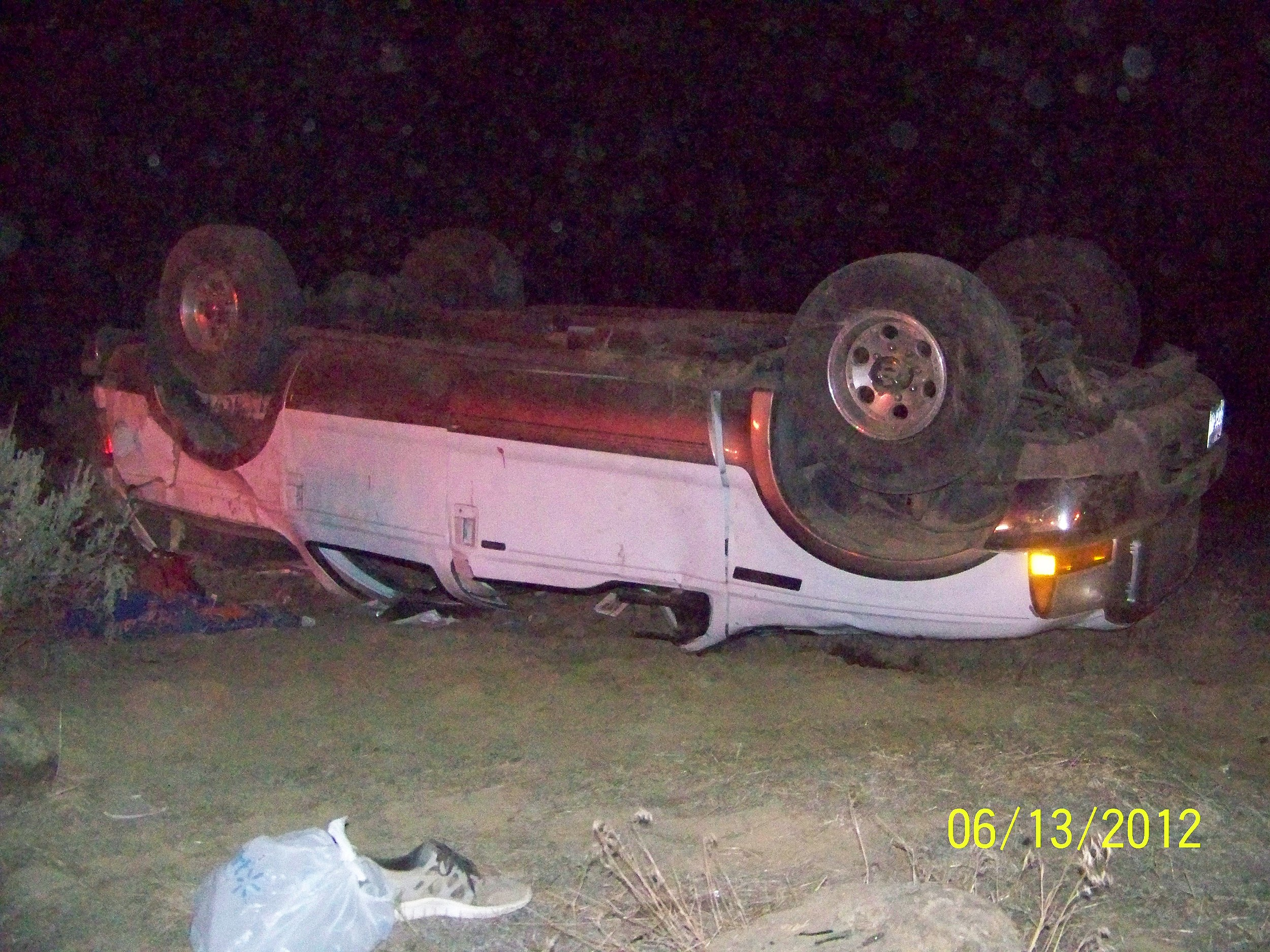 texting may have led to Ephrata rollover crash