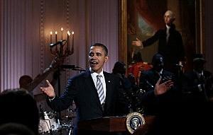 President Obama still blaming previous administrations