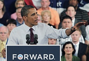 Obama breaks 2008 pledge to avoid negative campaigning