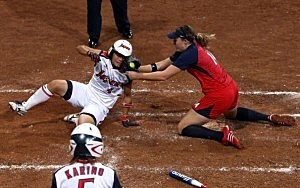 Softball-Baseball Should Be in Olympics