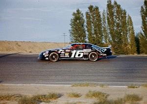Greg Biffle-seen here at Tri City Raceway-ran Spokane a few times