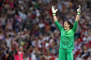 19 Olympic Winners from Washington State-Hope Solo