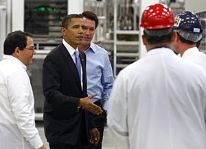 Emails Show Obama briefed on Solyndra loan issues