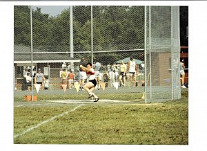 1986 National Small College track meet