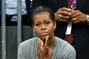 Michelle Obama favored race-gender based hiring while in college