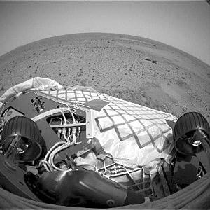NASA Space Lander Crashes On Test Flight