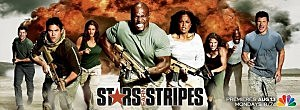 NBC Reality Show Stars Earn Stripes