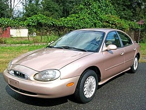 Murder victim seen in a car very similar to this one 96 Mercury Sable