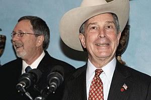 Mayor Booomberg, the Soda Cowboy
