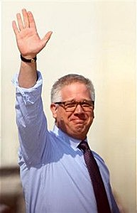 Glenn Beck is 'Unelectable""