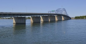 Northbound lanes of Blue Bridge to close Thursday night through monday 5am