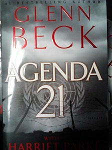 Win Glenn Beck's latest book-autographed!