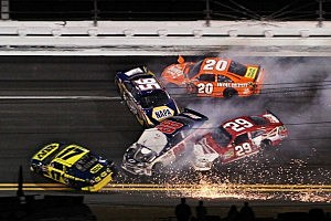 NASCAR ratings continue to slide in 2012