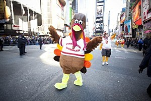 THIS guy isn't attacking people in Massachusets, but real turkeys are!
