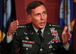 U.S. Central Commander General David Petraeus