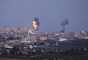 BBC uses 'faked' footage for Gaza report
