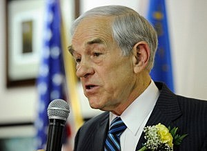 Ron Paul electrified crowd in Richland