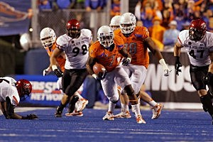 Boise State to play UW in Las Vegas Bowl