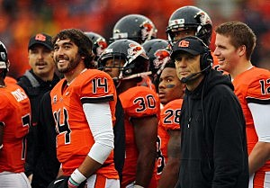 Oregon State headed to Alamo Bowl vs Texas