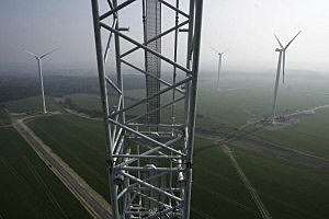 Fiscal Cliff bill includes tax breaks for wind farms