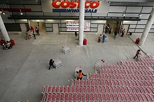 Costco looking to pass green costs to consumers?