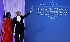DC Celebrates Inauguration With Gala Balls