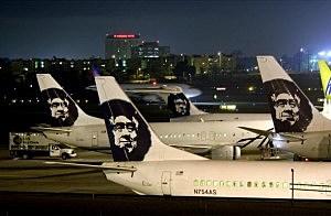 Alaska Air hijacking a hoax