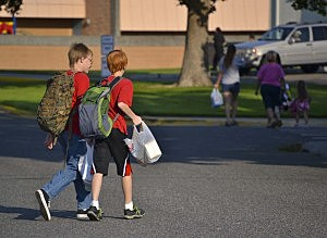 Federal sequester could affect school funding
