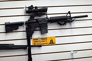 Oregon thief shoots himself with stolen AR-15