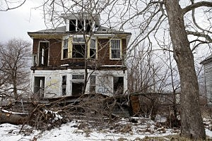 Official appointed to fix Detroit finances hit with tax liens