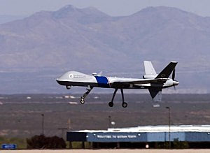 Predator B drones to be equipped to intercept cell phone signals