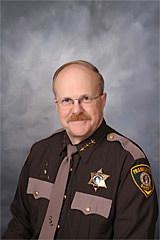 Franklin County Sheriff Richard Lathim