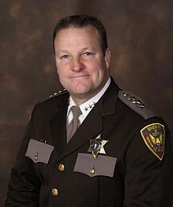 Benton County Sheriff Steve Keane