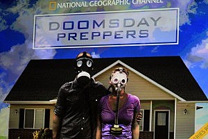Doomsday Preppers hit TV show on Nat Geo