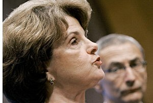 Sen. Dianne Feinstein wants gun ban for veterans-calls them unstable