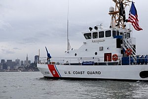 Coast Guard Hit By Sequestration Cuts