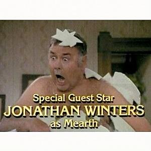Legendary Jonathan Winters dies