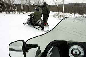 Goldendale man goes off cliff on snowmobile, dies