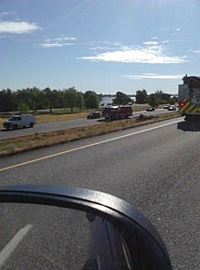 Rollover Accident 5-23 on Highway 240