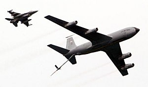 3 crewmen killed in KC-135 crash from Fairchild AFB in Spokane