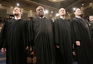 Readers Digest says we trust Judge Judy more than these folks!