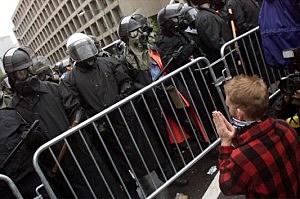 Seattle May Day protests grow violent