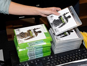 Microsoft set to unveil new X-Box games