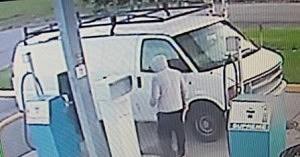Fuel thief suspect vehicle -3-