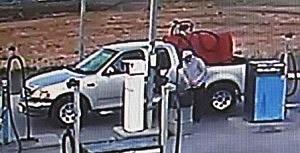 Fuel thief suspect vehicle -2-
