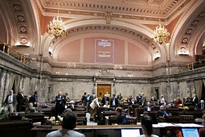 Legislature reportedly scrambling to pass budget today