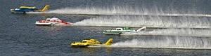 Grand Prix boats