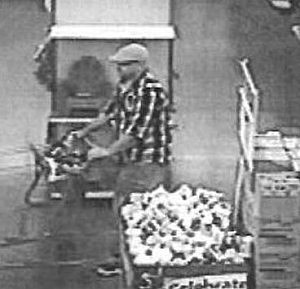 Pasco Walmart suspect