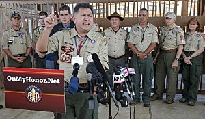 Future of Boy Scouts uncertain with churches